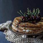 gâteau-de-crepes-cerises-itxassou